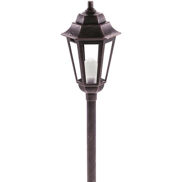 Paradise Garden Antique Copper Cast Aluminum Path Light (Pack of 3)