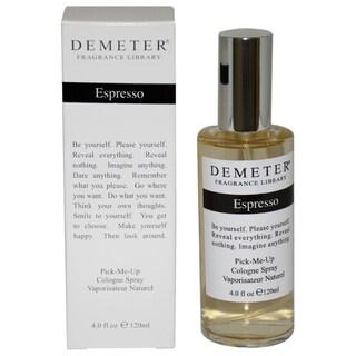 Demeter Espresso 4-ounce Cologne Spray