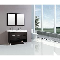 Kokols Modern 48-inch Double Sink Vanity