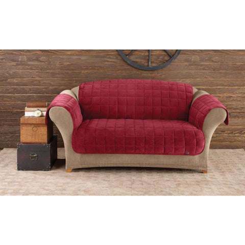Sure Fit Deluxe Loveseat Comfort Cover