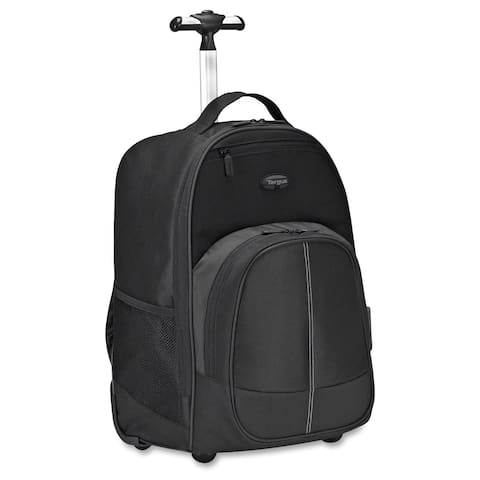 """Targus TSB750US Carrying Case (Backpack) for 17"""" Notebook - Black, Gray"""
