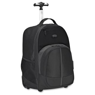 "Targus TSB750US Carrying Case (Backpack) for 17"" Notebook - Black, Gr"