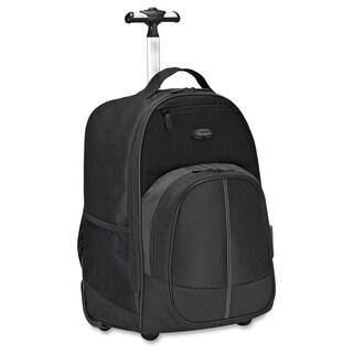 "Targus TSB750US Carrying Case (Backpack) for 17"" Notebook - Black, Gr"