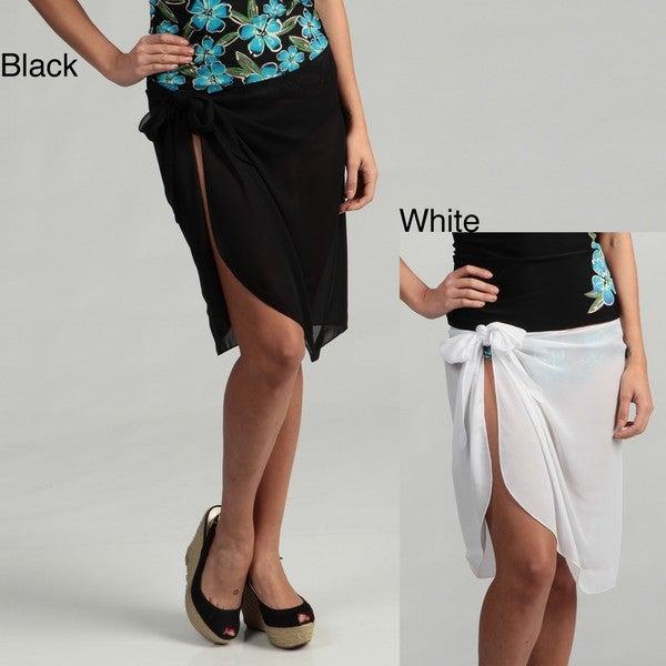 Dotti Women's Sarong Swimsuit Wrap