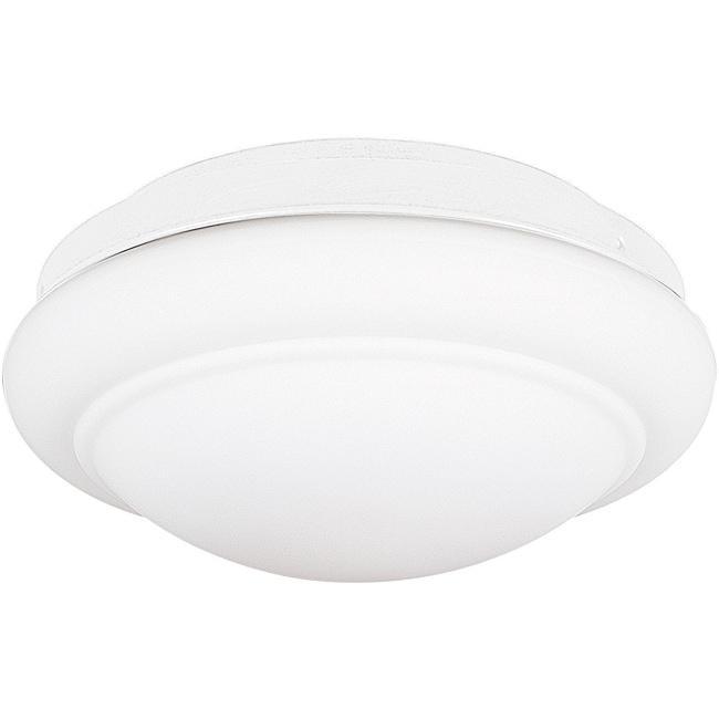 White Ceiling Fan Flurorescent Light Kit