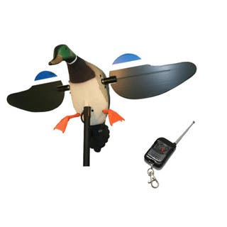Mojo Outdoors Mallard Decoy with Remote|https://ak1.ostkcdn.com/images/products/6589351/Mojo-Outdoors-Mallard-Decoy-with-Remote-P14162433.jpg?impolicy=medium
