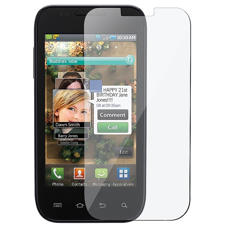 INSTEN Screen Protector for Samsung Fascinate i500