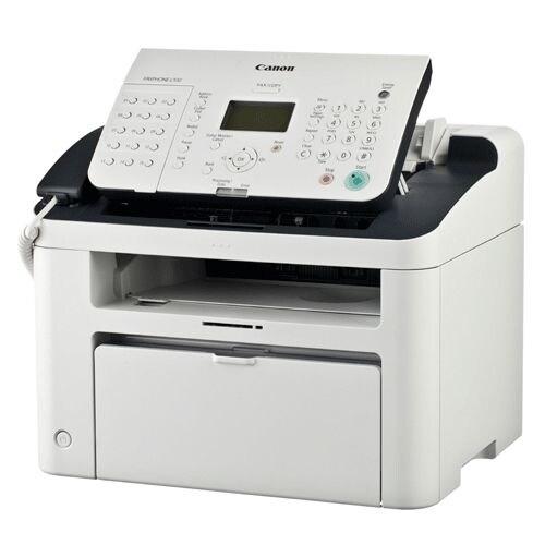 Canon FAXPHONE L100 Laser Multifunction Printer - Monochrome - Plain