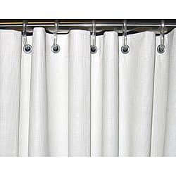 CSI Bathware 66 x 72 White Vinyl Shower Curtain (Pack of 5)|https://ak1.ostkcdn.com/images/products/6589711/CSI-Bathware-66-x-72-White-Vinyl-Shower-Curtain-Pack-of-5-P14162705.jpg?impolicy=medium