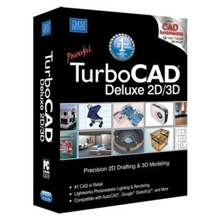 IMSI TurboCAD v.19.0 Deluxe