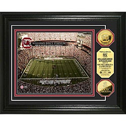University of South Carolina Williams Brice Stadium 24-karat Gold Coin Photo Mint - Thumbnail 0