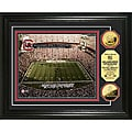 University of South Carolina Williams Brice Stadium 24-karat Gold Coin Photo Mint