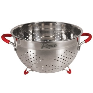Roma by Weston 5.5-quart Stainless Steel Colander