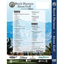 Butch Harmon 'About Golf' Presented by Titleist Instructional DVD