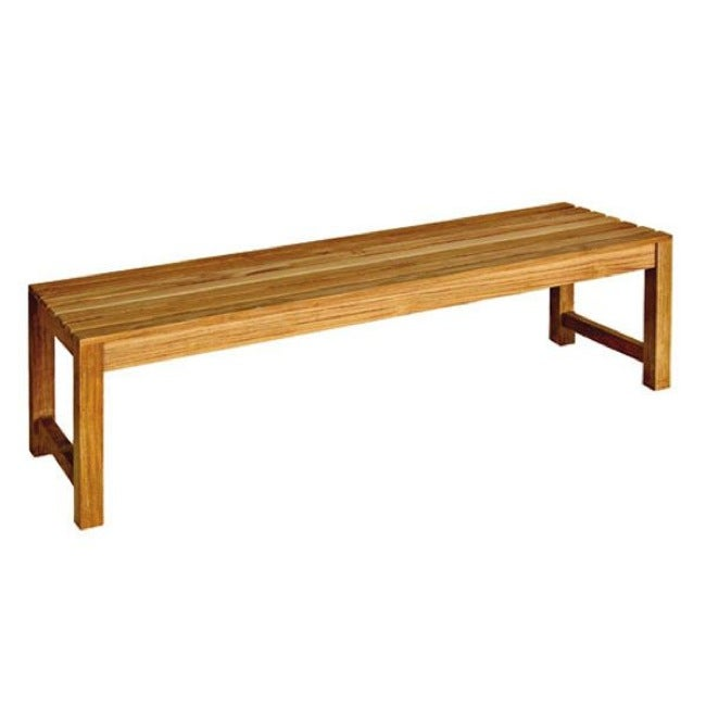St Charles 5-foot Backless Bench