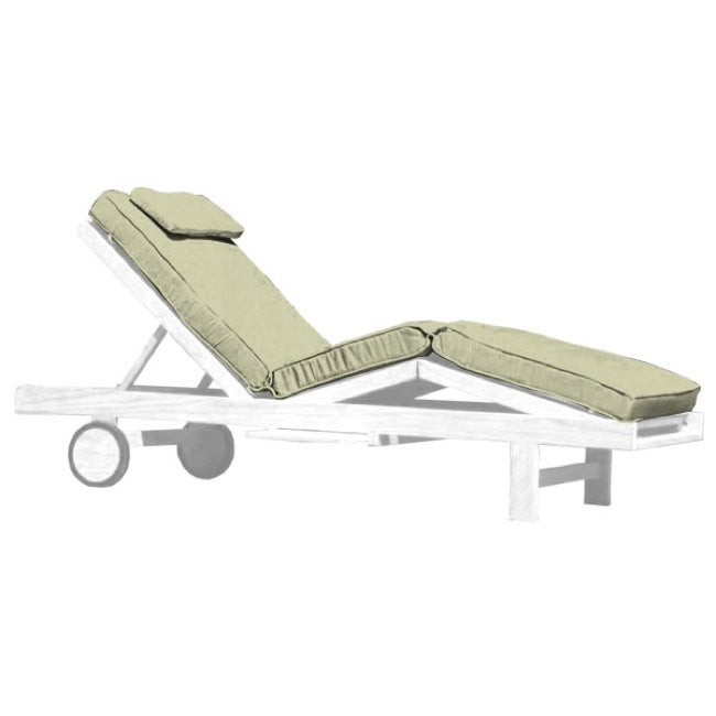 Heritage Moss Lounger Cushion