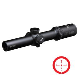 Burris MTAC 1-4x24mm Illuminated Ballistic Plex CQ Reticle Riflescope