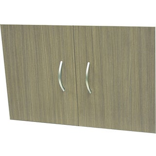 Organized Living freedomRail O-Box Driftwood Accessory Door Set