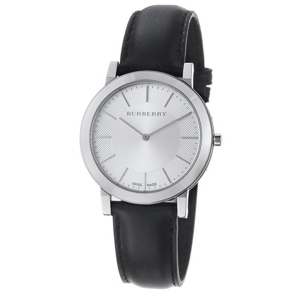 burberry men s classic watch shipping today overstock com burberry men s classic watch