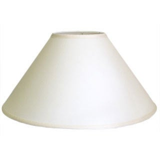 Crown Lighting Off-white Coolie Lampshade