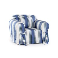 Stripe Chair Covers & Slipcovers