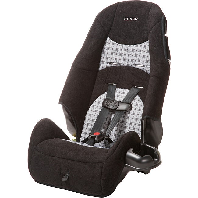 Cosco Highback Booster Car Seat in Windmill