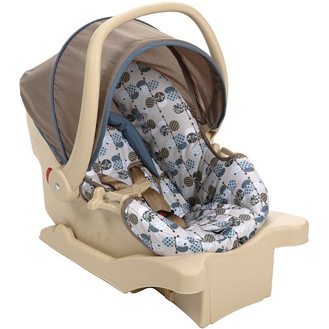 Safety 1st Comfy Carry Elite Infant Car Seat in Droplet Tan