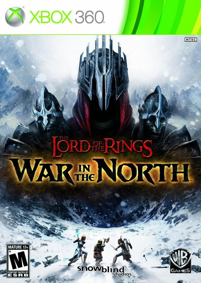 Xbox 360 - Lord of the Rings: War in the North  (Pre-Played)