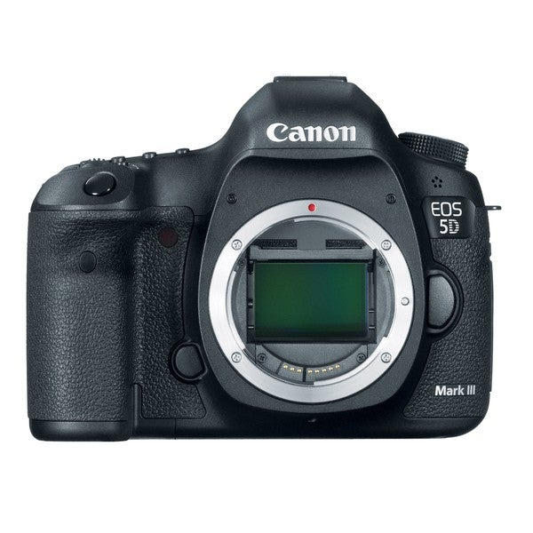 Canon EOS 5D Mark III 22.3MP Digital SLR Camera (Body Only)