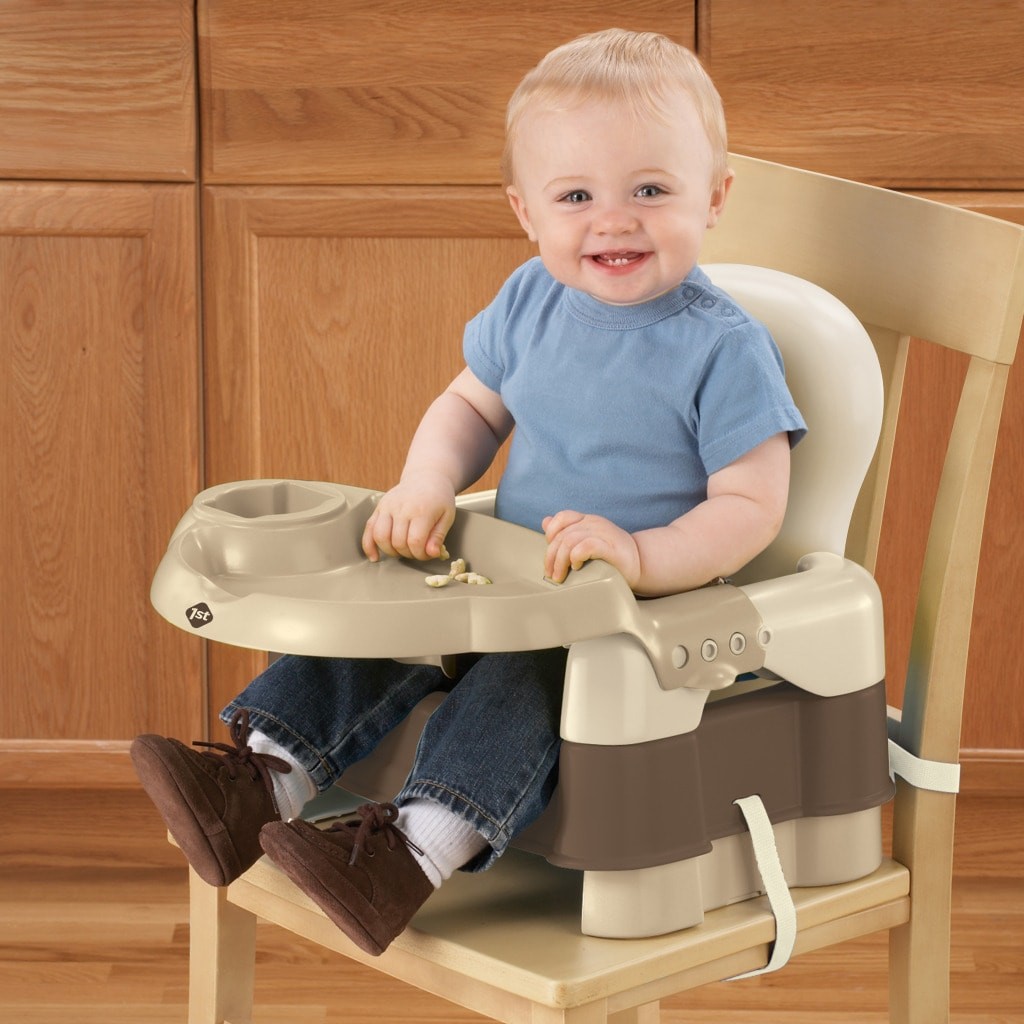 Safety 1st Sit, Snack, and Go Convertible Booster Seat in...