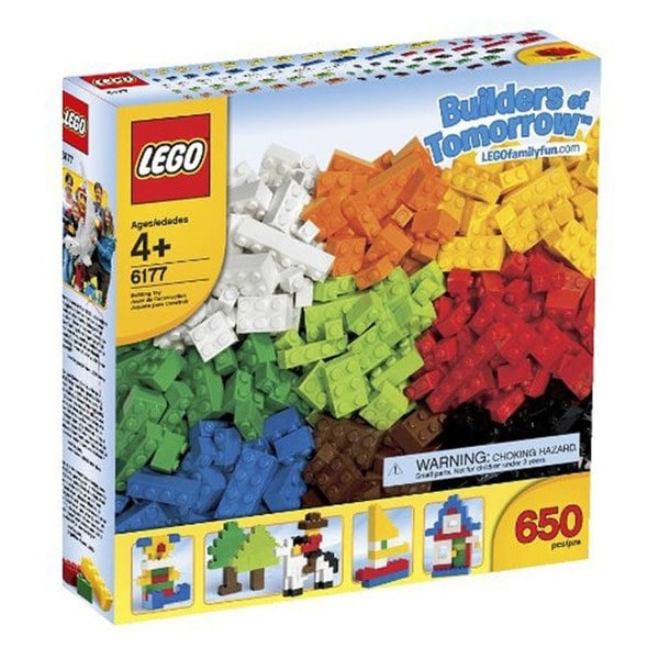 LEGO Basic Bricks Deluxe 6177