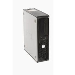 Dell Optiplex 755 Intel Core 2 Duo 2.33GHz CPU 4GB RAM 500GB HDD Windows 10 Pro Desktop Computer (Refurbished) - Thumbnail 1