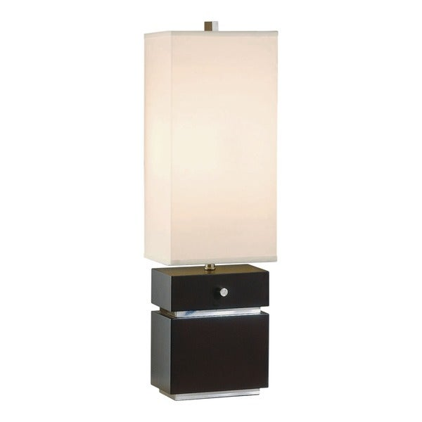 Nova Expression Dark Brown Table Lamp