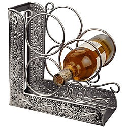 Wine Rack Bookend