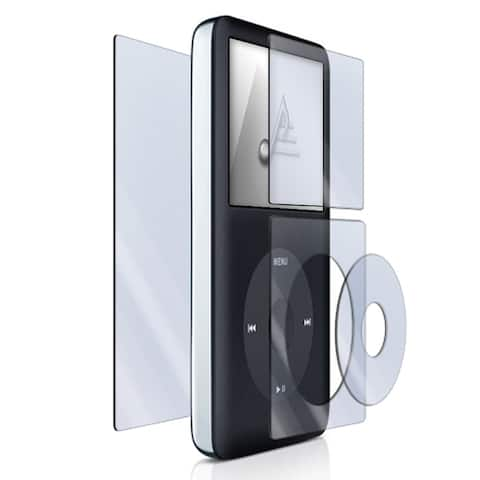 INSTEN 4-LCD Screen Protector Kit for Apple iPod Classic