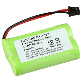 INSTEN Compatible Ni-MH Battery for Uniden BT-1007 Cordless Phone|https://ak1.ostkcdn.com/images/products/6594054/P14166149.jpg?impolicy=medium