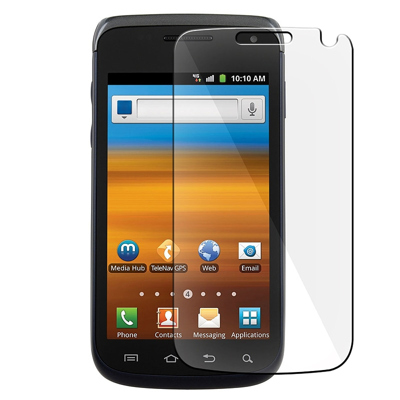 INSTEN Clear Screen Protector for Samsung Exhibit 2 4G T679