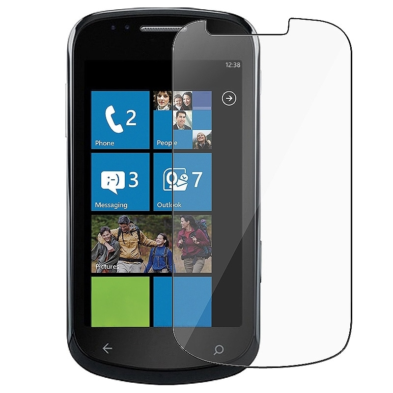 INSTEN Clear Screen Protector for for Samsung Focus SGH-i917