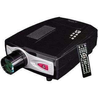 Pyle PRJHD66 LCD Projector - 480p - EDTV - 4:3