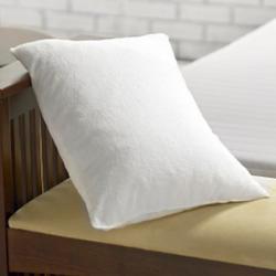 Italian Shredded Memory Foam Travel Pillow