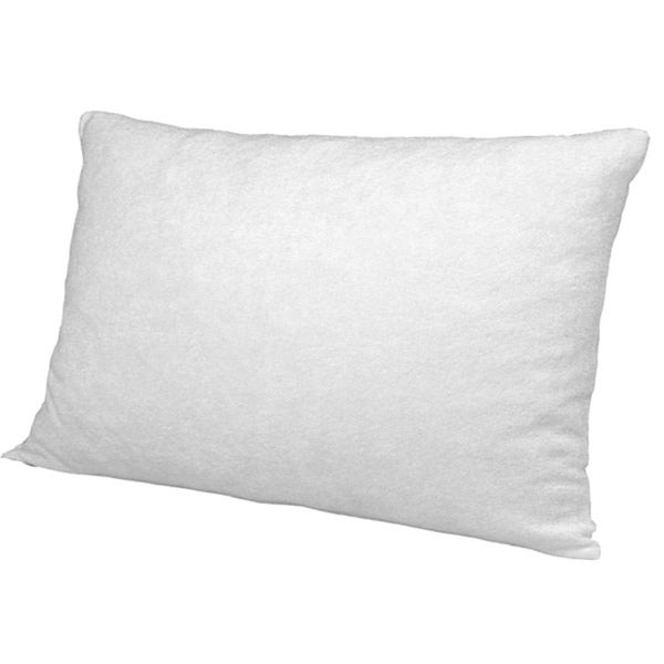 Italian Medium-firm Shredded Memory Foam Pillow with Cover