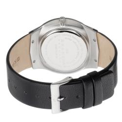 Skagen Men's Matte Steel and Grey Watch