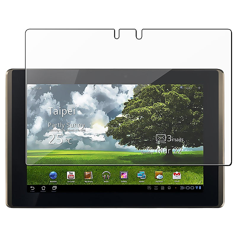 INSTEN Clear Screen Protector for Asus Eee Pad Transformer