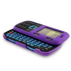 BasAcc Snap-on Rubber Coated Case for LG Cosmos VN250