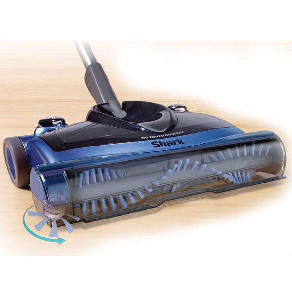 Shop Shark V1917 Cordless 3 Speed Sweeper Refurbished