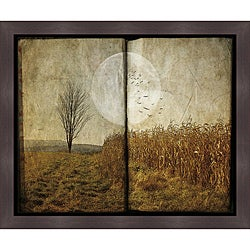 Dawne Polis 'Al's Tree' Framed Print