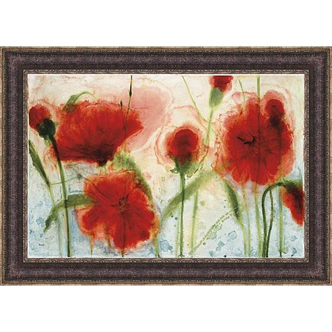 Elise Remender 'Spring Dance Two' Framed Print