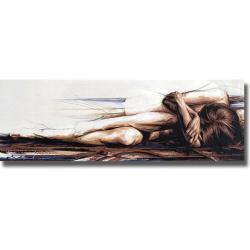 Di Villiers 'Essential Self' Canvas Art