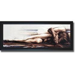 Di Villiers 'Essential Self' Framed Canvas Art - Multi - Thumbnail 0