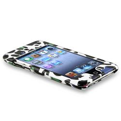 BasAcc Colorful Leopard Case for Apple iPod Touch 4th Generation - Thumbnail 2
